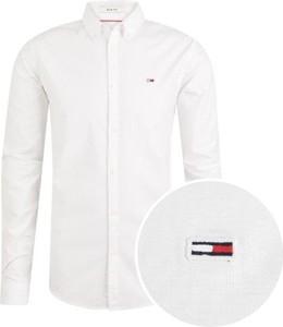 Koszula Tommy Hilfiger (wszystkie Linie) z kołnierzykiem button down z tkaniny