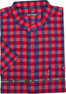 Koszula Aldo Vrandi z krótkim rękawem
