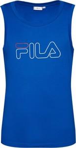 T-shirt Fila bez rękawów