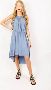 Sukienka Olika asymetryczna mini