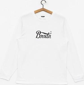 Koszulka z długim rękawem Brixton z bawełny