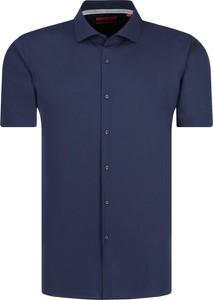 Koszula Hugo Boss z krótkim rękawem