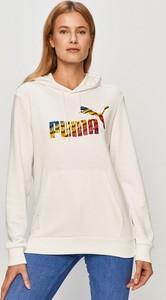 Bluza Puma w sportowym stylu z dzianiny