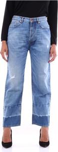 Niebieskie jeansy Pt Torino