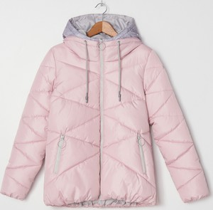 Różowa kurtka dziecięca House