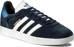 Buty adidas - gazelle cq2806 conavy/ftwwht/traroy