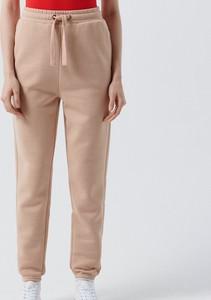 Spodnie Cropp z dresówki