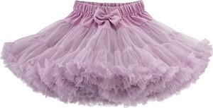Różowa spódniczka dziewczęca Elefunt z tiulu