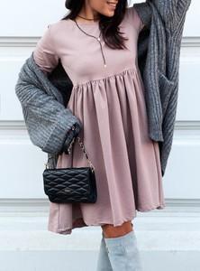 Różowa sukienka SELFIEROOM