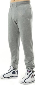 Spodnie sportowe New Era z bawełny