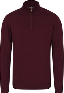 Czerwony sweter Mountain Warehouse w stylu casual