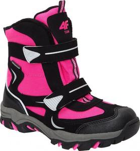 Buty dziecięce zimowe 4F