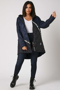 Kurtka Plus Size Fashion