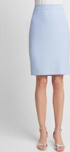 Niebieska spódnica QUIOSQUE