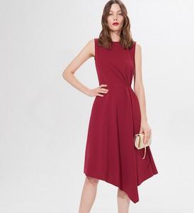 Sukienka Mohito asymetryczna bez rękawów