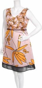 Sukienka 1-one na ramiączkach mini