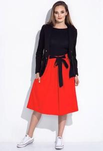 Spódnica Bien Fashion w sportowym stylu midi