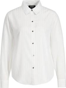 Koszula DKNY z kołnierzykiem z długim rękawem