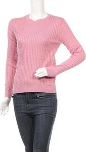 Różowy sweter Hampton Republic