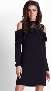 Czarna sukienka Moda Dla Ciebie