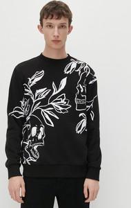 Bluza Reserved z nadrukiem