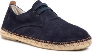 Buty letnie męskie Toni Pons sznurowane z tkaniny