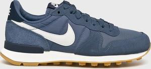 Niebieskie buty sportowe Nike Sportswear