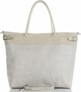 aba47a33cd317 torebki skórzane shopper bag - stylowo i modnie z Allani