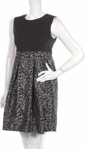 Sukienka Fracomina bez rękawów z okrągłym dekoltem w stylu casual