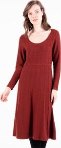 Sukienka MEXX z długim rękawem