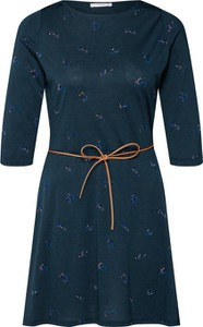 Sukienka Sessun w stylu casual z długim rękawem mini
