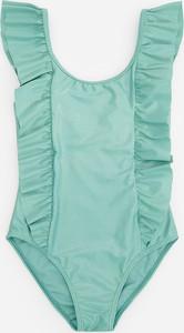 Miętowy strój kąpielowy Reserved