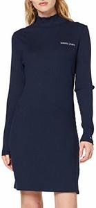 Sukienka amazon.de w stylu casual mini dopasowana