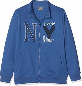 Niebieska kurtka dziecięca amazon.de