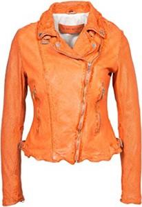 Pomarańczowa kurtka amazon.de w stylu casual