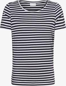 T-shirt Vila w stylu casual z bawełny