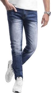 Niebieskie jeansy Risardi