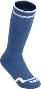 Niebieskie skarpetki WED'ZE dla dziewczynek