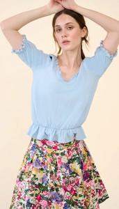 Bluzka ORSAY w stylu casual z długim rękawem