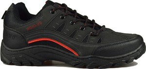 Czarne buty sportowe Damle