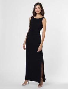 Granatowa sukienka Ambiance maxi