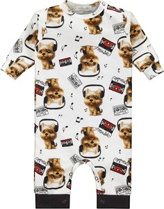 Ewa Collection Pajac niemowlęcy HAPPY DOG NewYorkStyle