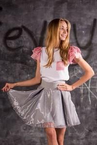 Spódnica Fevey w stylu casual