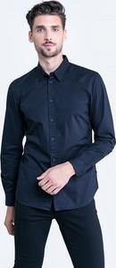 Koszula Big Star z długim rękawem z klasycznym kołnierzykiem w stylu casual