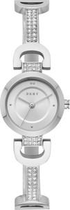 Zegarek DKNY - City Link NY2751 Silver/Silver