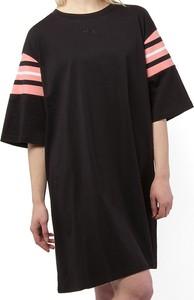 Sukienka Fila z bawełny w sportowym stylu mini