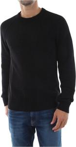 Czarny sweter Jack & Jones w stylu casual