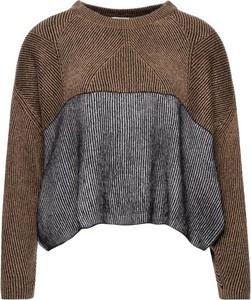 Sweter Liu Jo White w stylu casual