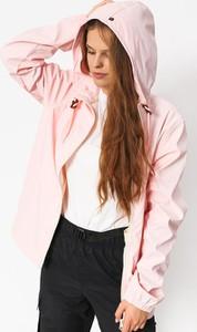 Różowa kurtka Element w stylu casual