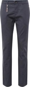 Niebieskie spodnie Tom Tailor w stylu casual